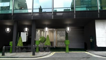 Business Centre, Mayfair, London