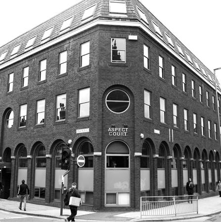 Leeds Serviced Office