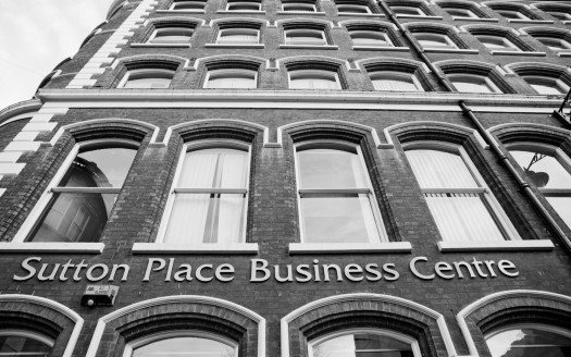 Sutton Place. Nottingham, Serviced Office