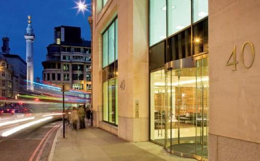 Gracechurch Business Centre, City of London