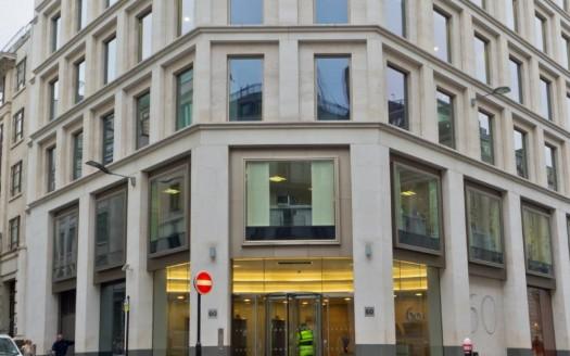 Gresham St Business Centre, London