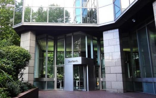 Hammersmith Business Centre, London