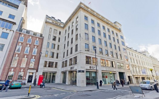 Business Centre in Mayfair, London