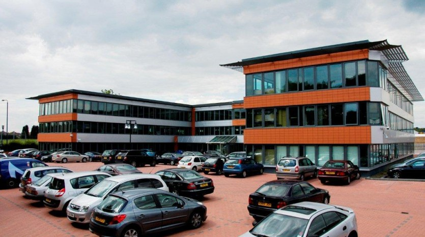 Stanmore business centre, Middlesex