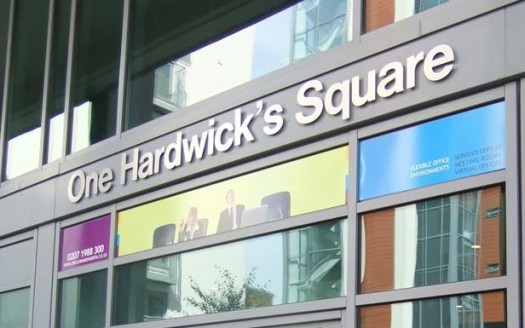 Hardwick Sq Business Centre, Wandsworth, London