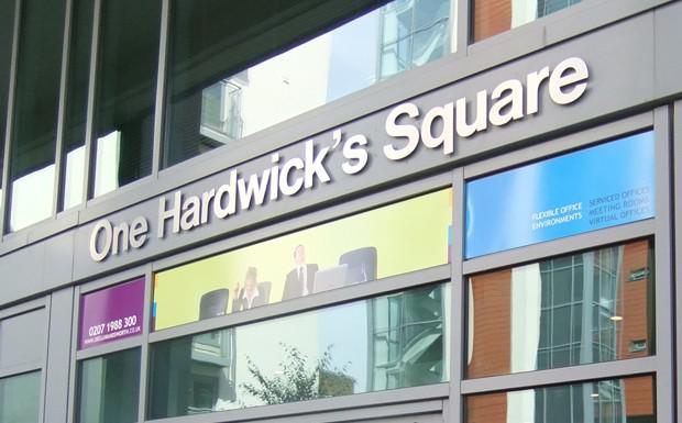 Hardwick Sq Business Centre, Wandsworth, London