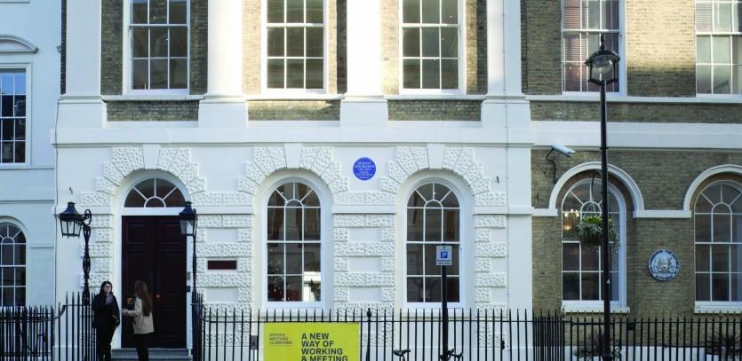 Bond St Business Centre, London